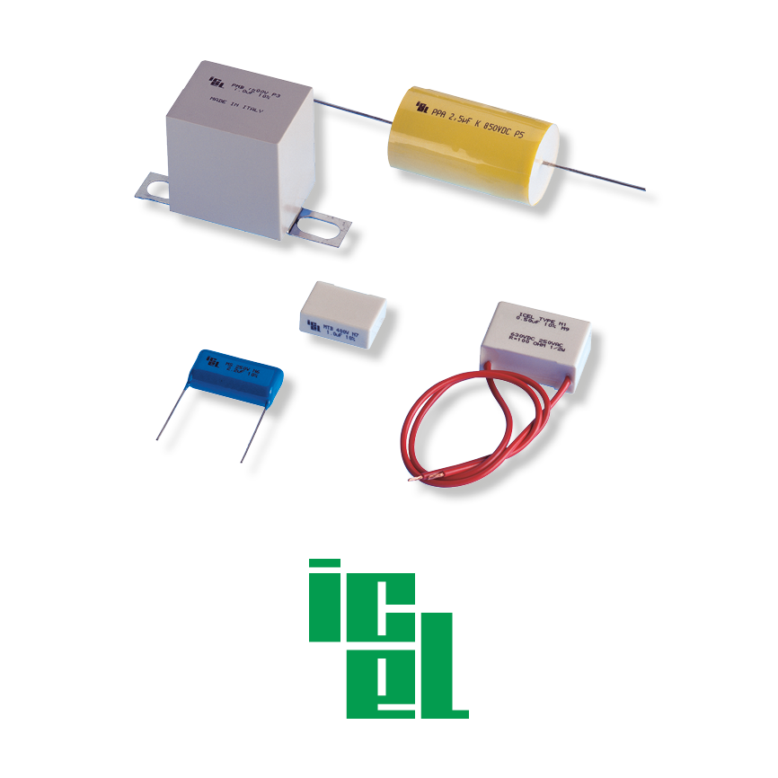 Condensateurs Film PCB